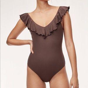 Wilfred Danette Bodysuit NWOT - SMALL